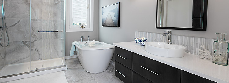 Bathroom renovations remodeling vanities cabinets for Armoire de salle de bain rona