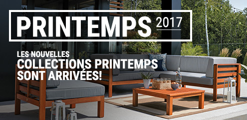 Collection Printemps 2017