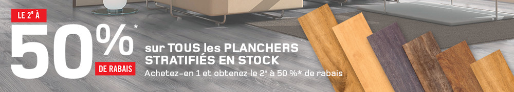 planchers stratifiés