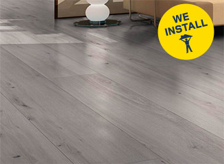 Save on select laminate and hardwood flooring
