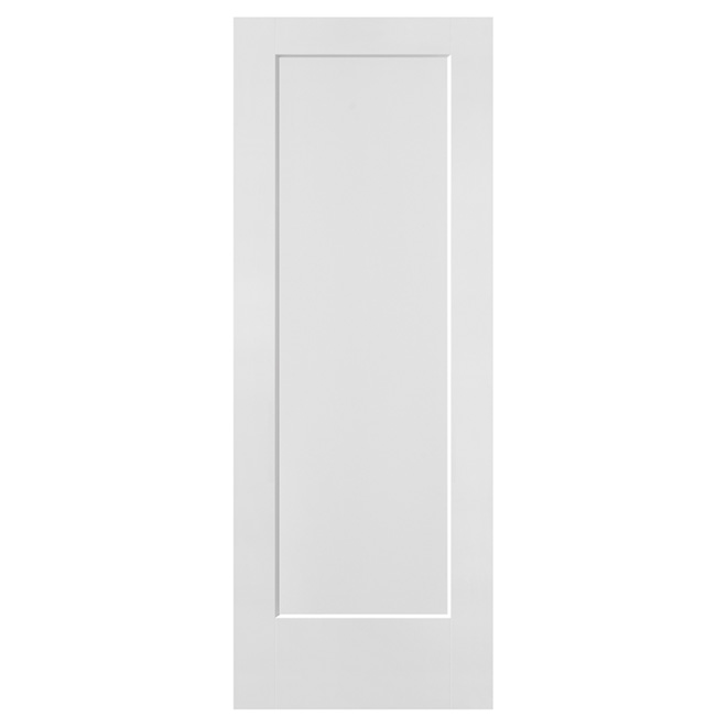 "Lincoln Park 1 Moulded Panel Door - Primed - 28"" x 80"""