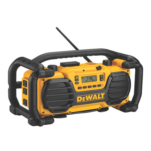 Heavy-Duty Radio Charger - Electric or Cordless - 7.2 V-18 V