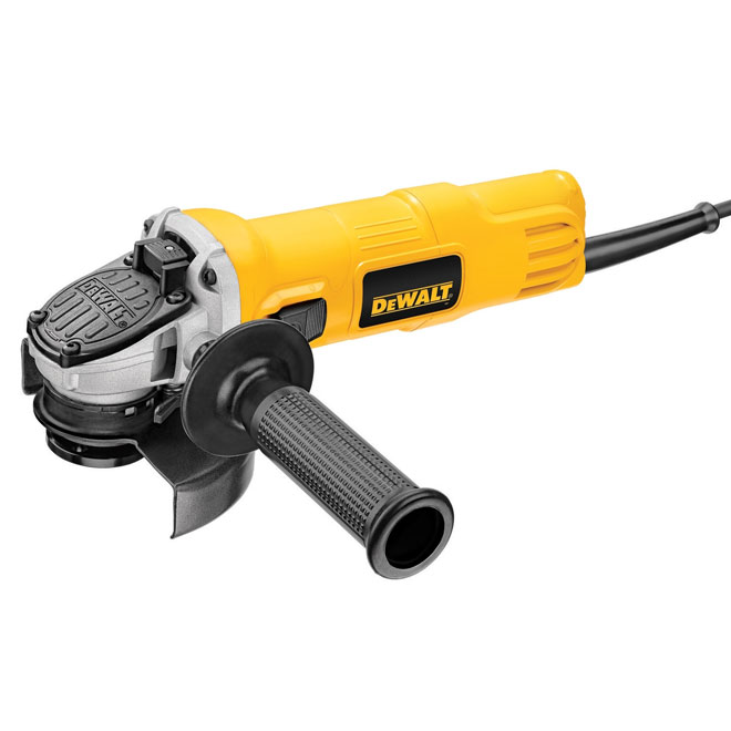 "Angle Grinder - 4 1/2"" - 7 A"