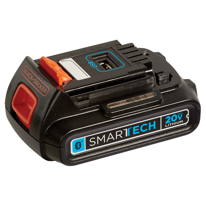 SMARTECH Lithium-Ion 20V Max Battery