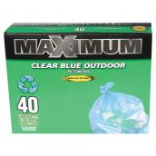 Recycling Garbage Bags - 40 Box