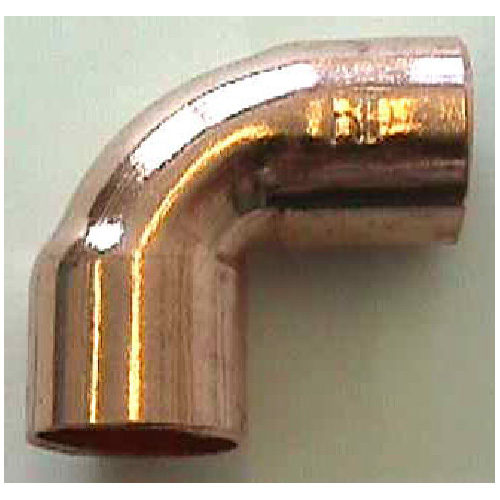Copper 90° Reducing Elbow