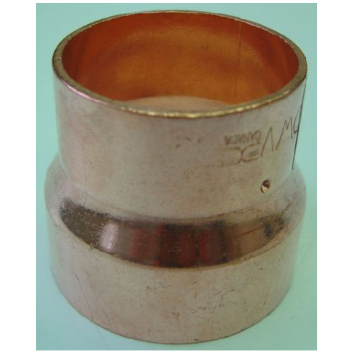 1 1/2-in Copper coupling