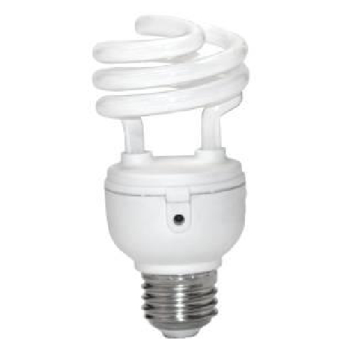 40-W incandescent lightbulb