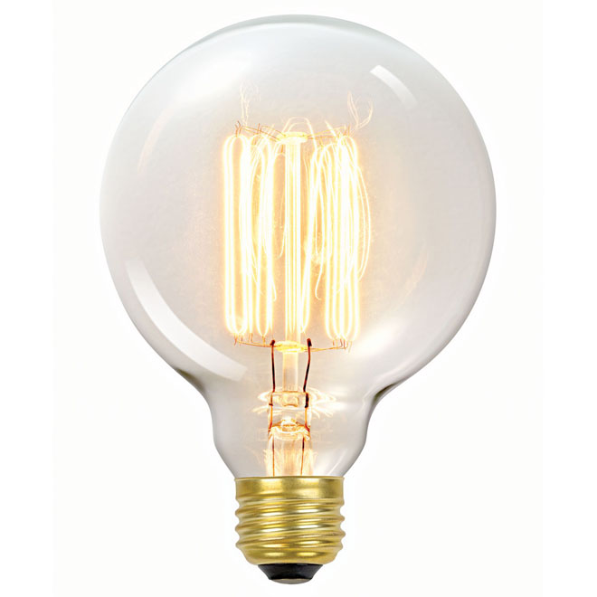 Bulb G30 26 Dimmable Soft White Pk1 Rona