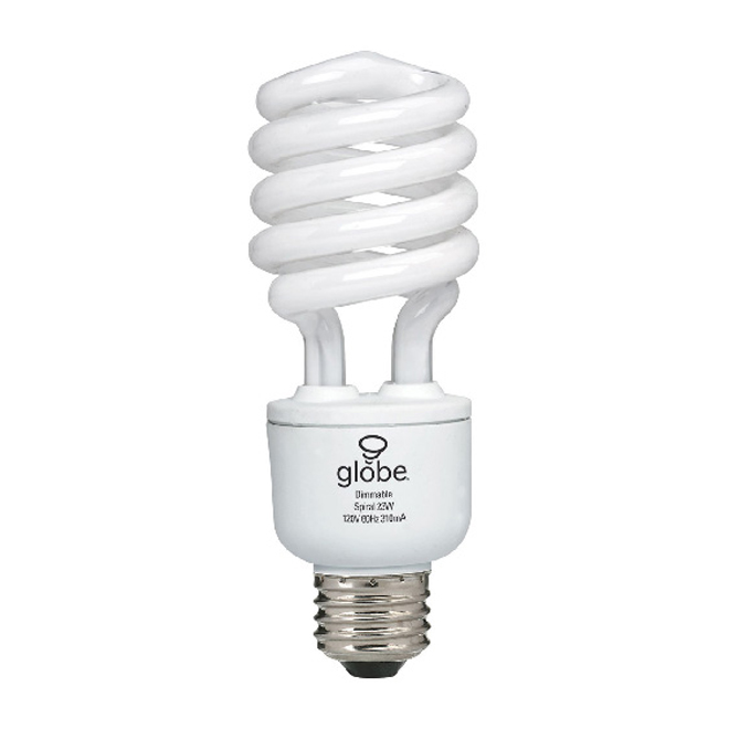 23-W CFL lightbulb