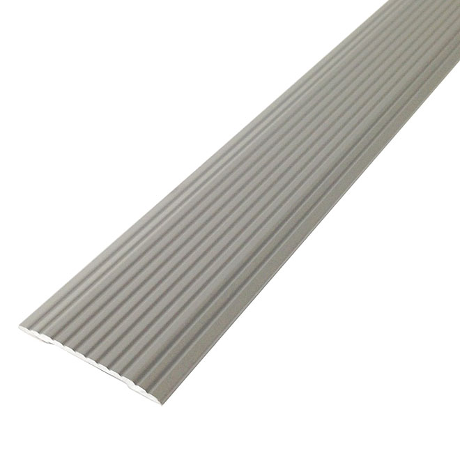 Bordure de joint en aluminium