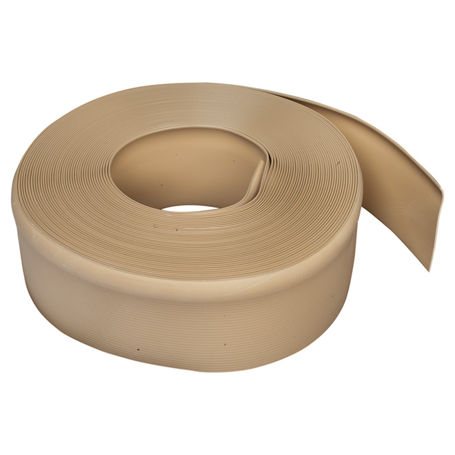 "Vinyl Cove Base - Self-Stick - 4"" x 100' - Beige"