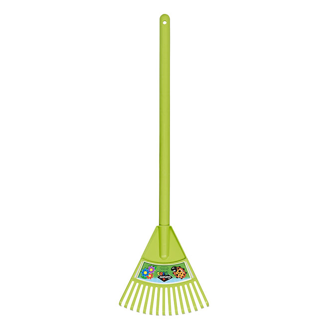 Leaf rake for children