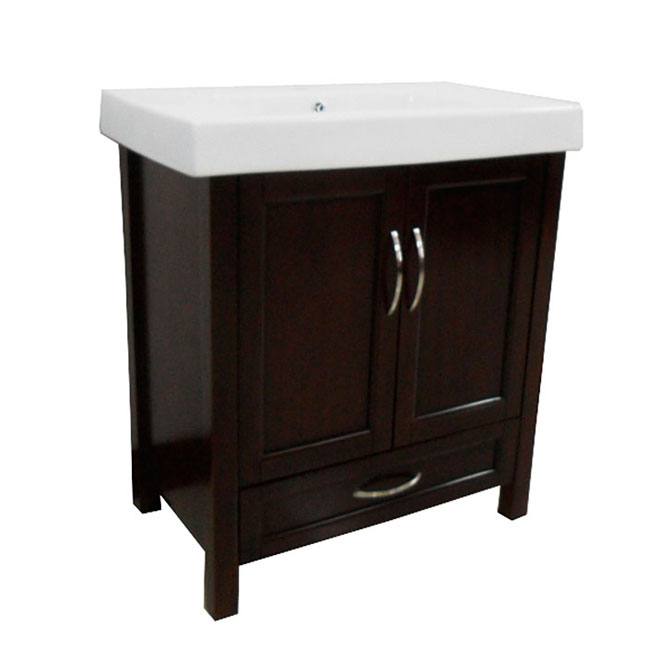 Vessel Sinks Rona : ... Vanities With Sinks under Modern Bathroom Vanities With Vessel Sinks