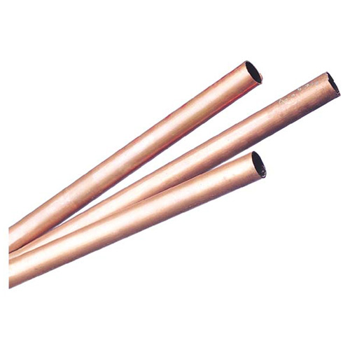 L type copper pipe rona for Copper pipe types