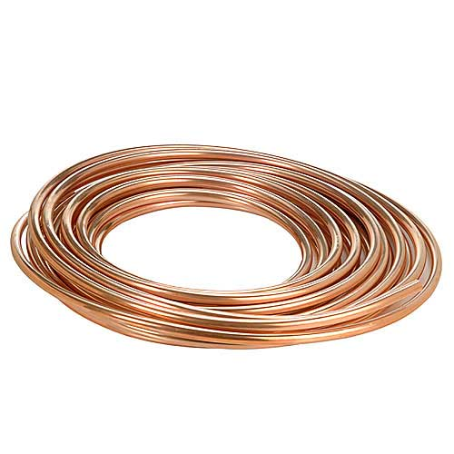 3/4-in Copper pipe