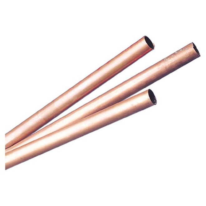 1 2 in copper pipe rona for Copper pipe types