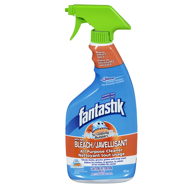 All Purpose Cleaner Spray with Bleach