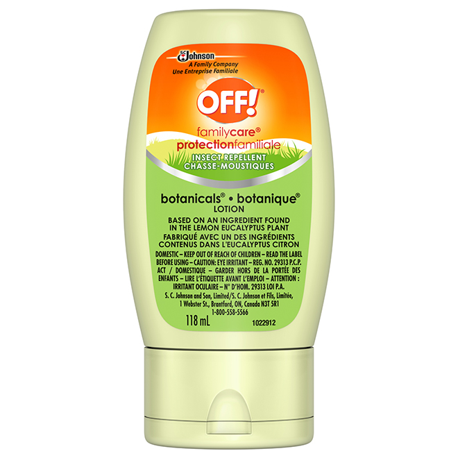 Insect Repellent Family Care Eucalyptus Lotion 118ml Rona