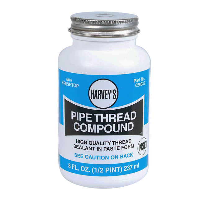 237 ML No Lead Grey Pipe Thread Compound