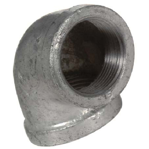 Galvanized 90° Elbow