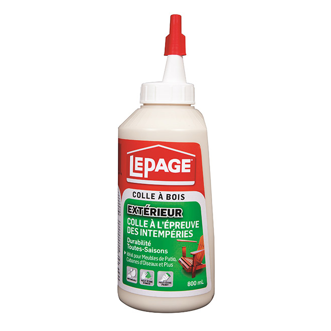 colle bois ext rieur rona. Black Bedroom Furniture Sets. Home Design Ideas