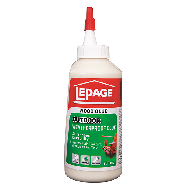Outdoor Wood Glue