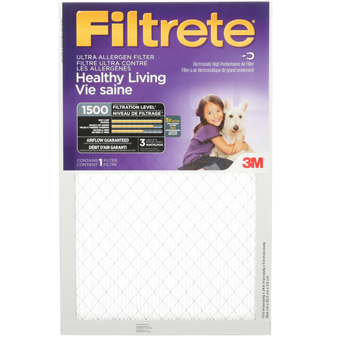 "Filter - ""Pleated"" Air Filter"