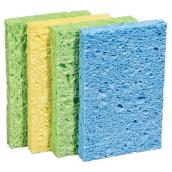 4-Pack Cellulose Sponges