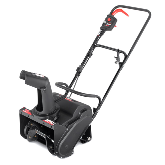 14-in Electric Snowblower