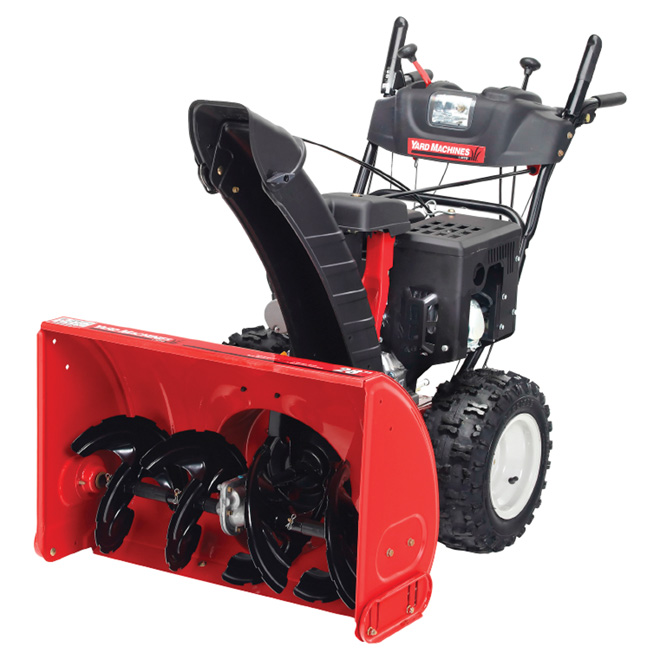 28-in Gas Snowblower
