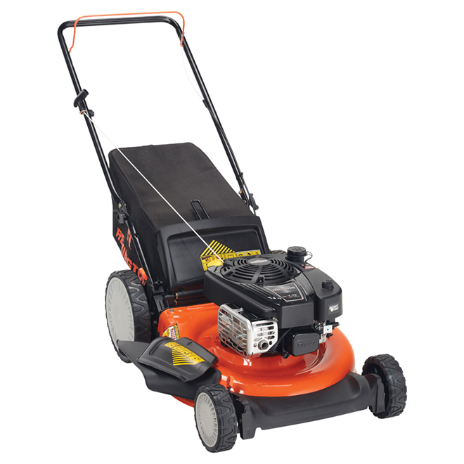 """3-in-1"" Push Gas Lawn Mower - 175 cc - 21"""