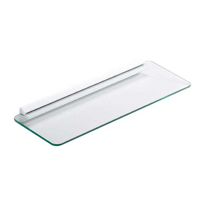 Tablette en verre tremp rona for Tablette pour fenetre
