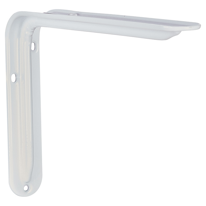 Shelf Support - White - 12""