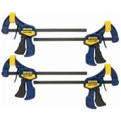 Set of 4 Mini Clamps