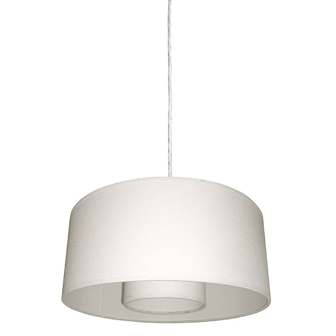 1-Light Pendant Fixture