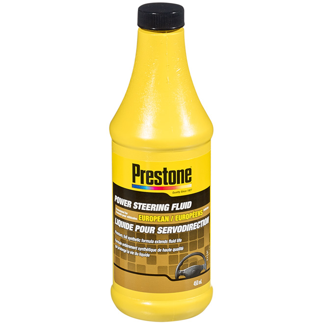 Power Steering Fluid, European Vehicles - 450 mL