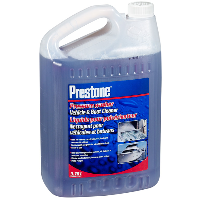 Cleaner for Pressure Washer - Vehicle and Boat