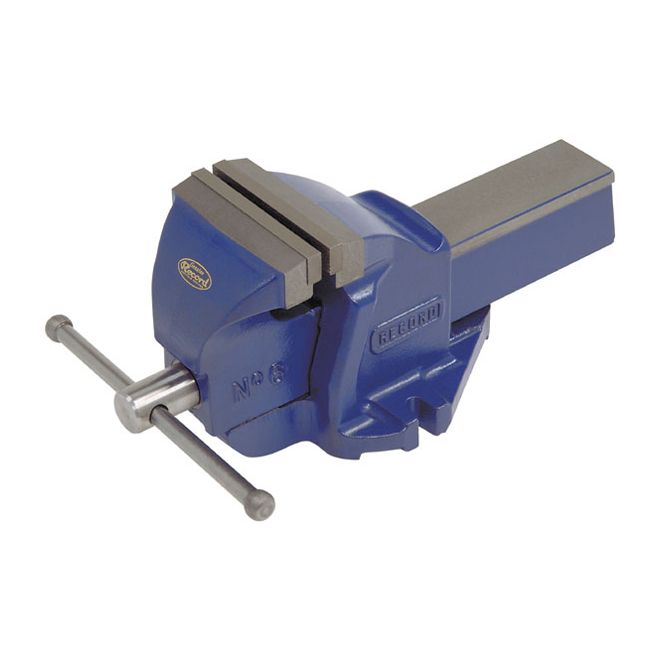 Irwin Bench Vise Home Depot