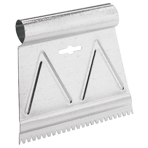V-Teeth Adhesive Spreader