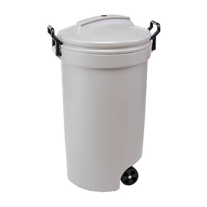 Image Result For Heavy Duty Garbage Cans With Wheels