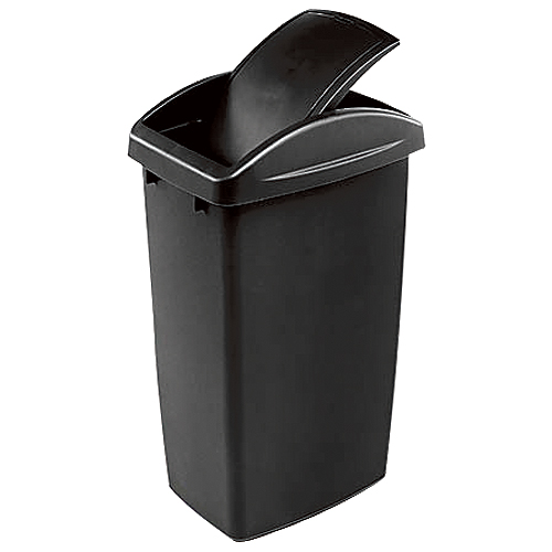Swing Lid Garbage Can