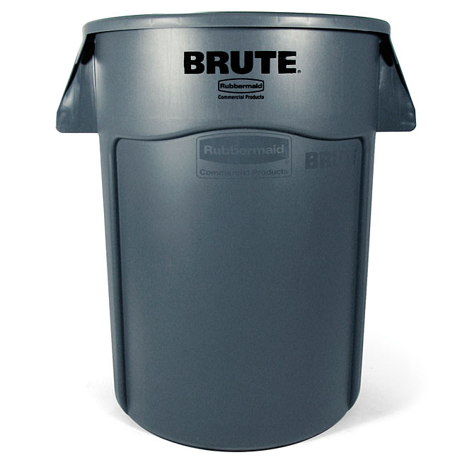 """Brute"" Commercial Garbage Container"