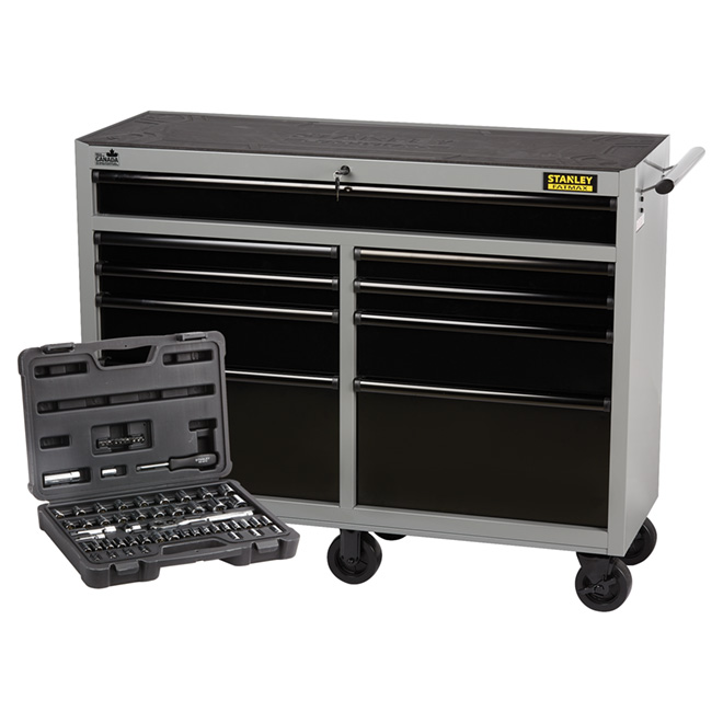9-Drawer Tool Chest Base - 52""
