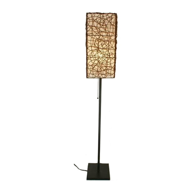 "Floor Lamp 54,5"" - Bronze"