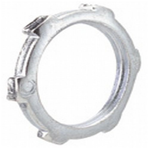 "Locknuts - Steel - Rigid - 1/2"" - 10/Pk"