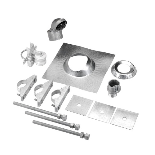 Service Entrance Mast Kit - 100A - Ontario