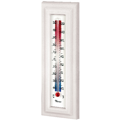 Outdoor Wall Thermometer