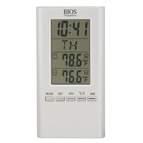 Digital Indoor-Outdoor Wired Thermometer