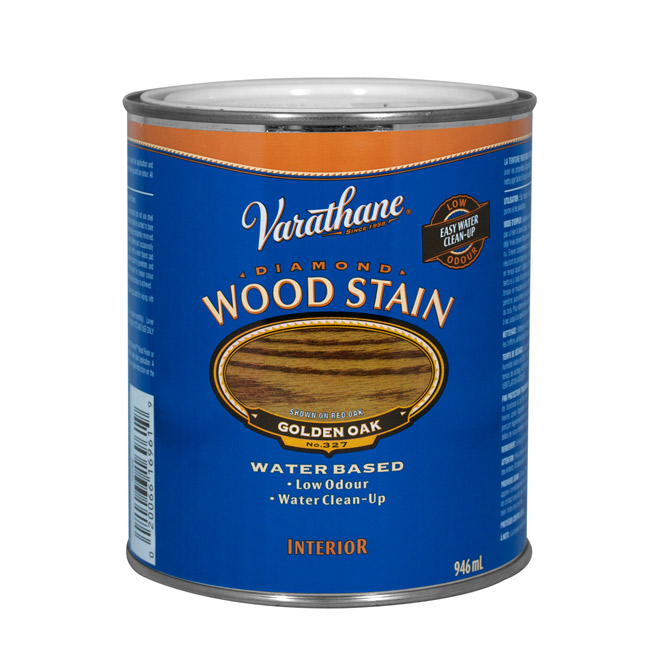 Water-Based Wood Stain
